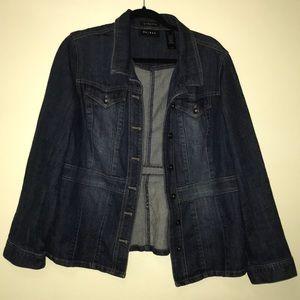 axcess Denim Jacket XL